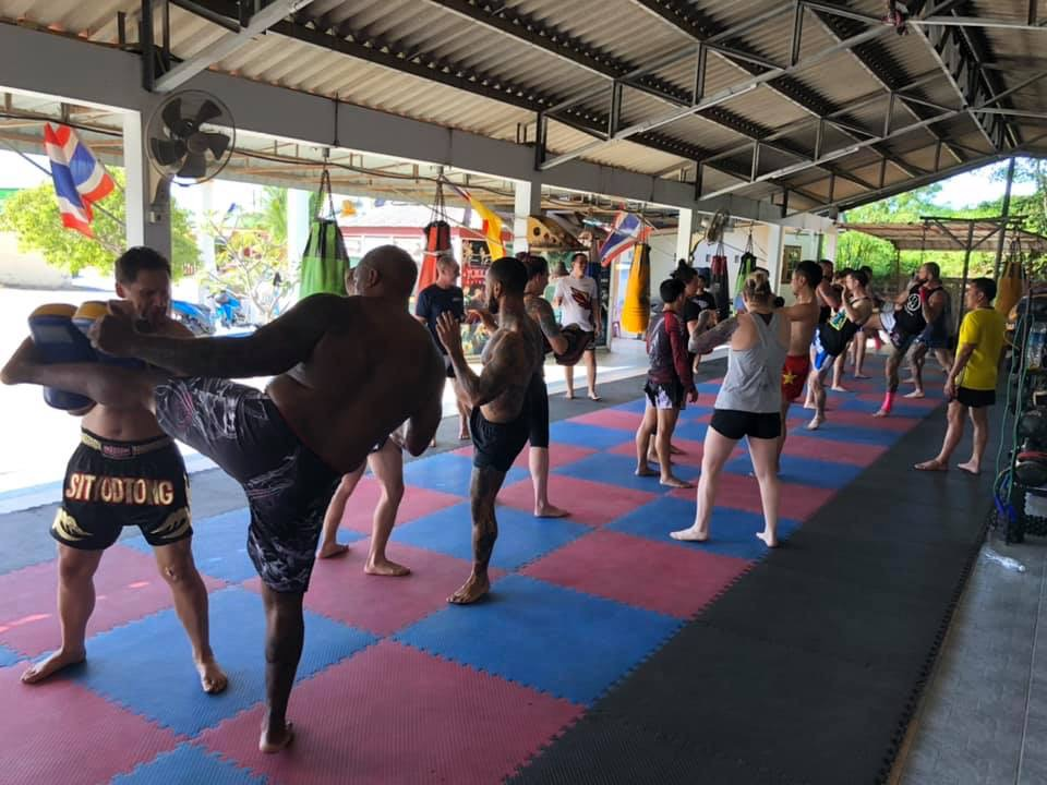 Best Muay Thai Camp