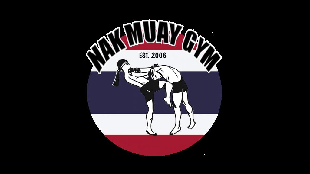 Nak Muay Gym Site Identity
