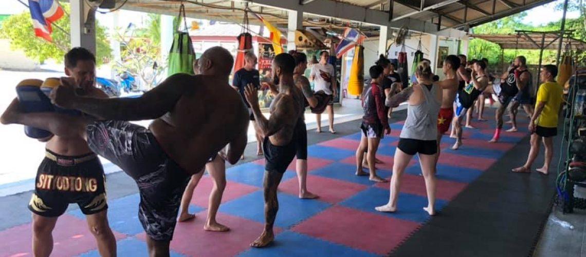 Best Muay Thai Camp